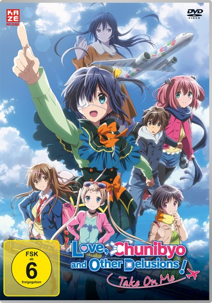Love, Chunibyo & Other Delusion! - Take On Me [DVD]