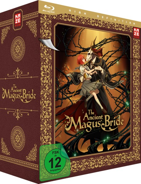 The Ancient Magus' Bride - Volume 01 (Limited Edition & Sammelbox) [Blu-ray]