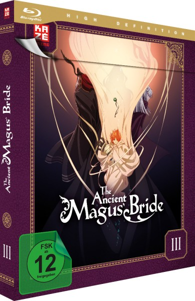 The Ancient Magus' Bride - Volume 03 Box [Blu-ray]