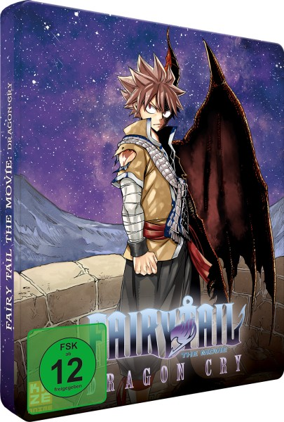 Fairy Tail - The Movie: Dragon Cry (Limited Edition) [Blu-ray]