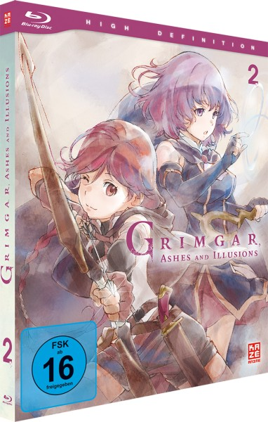 Grimgar, Ashes & Illusions - Volume 02 [Blu-ray]