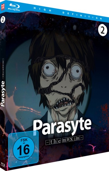 Parasyte -the maxim- - Volume 02 [Blu-ray]