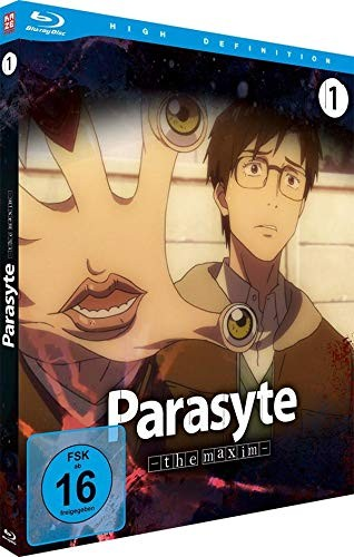 Parasyte -the maxim- - Volume 01 [Blu-ray]