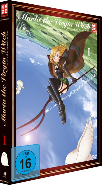 Maria: The Virgin Witch (Junketsu no Maria) - Volume 01 [DVD]