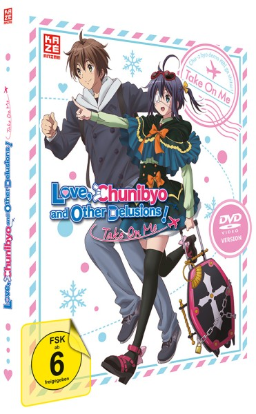Love, Chunibyo & Other Delusion! - Take On Me (Limited Edition) [DVD]