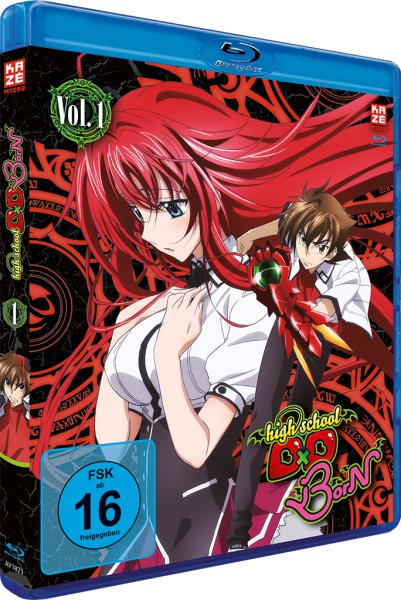 Highschool DxD BorN: 3. Staffel - Volume 01 [Blu-ray]