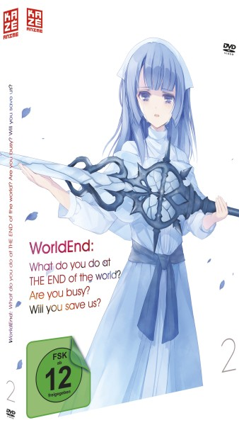 WorldEnd: What do you do at the end of the world? Are you busy? - Volume 02 [DVD]
