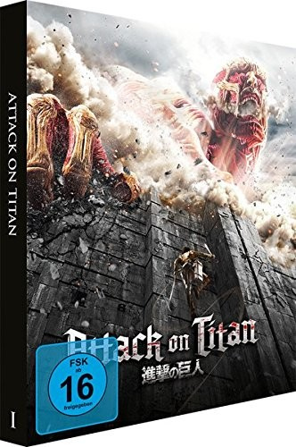 Attack on Titan - Der Film (Limited Edition) [Blu-ray]