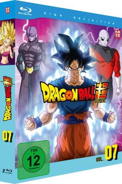 Dragonball Super - Volume 07 Box [2 Blu-rays]