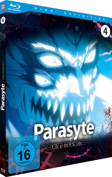Parasyte -the maxim- - Volume 04 [Blu-ray]