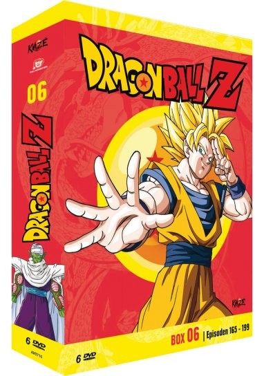 Dragonball Z - Volume 06 Box [6 DVDs]