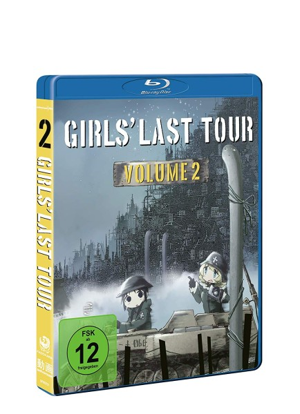 Girls' Last Tour - Volume 02 [Blu-ray]