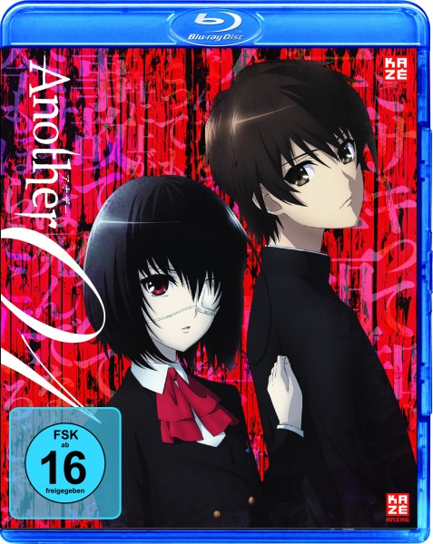Another - Volume 01 [Blu-ray]