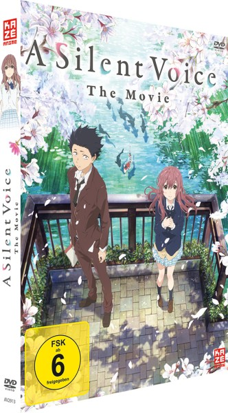 A Silent Voice (Deluxe Edition) [DVD]