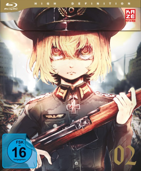Saga of Tanya the Evil - Volume 02 [Blu-ray]