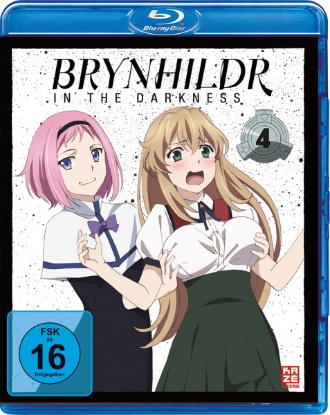 Brynhildr in the Darkness - Volume 04 [Blu-ray]