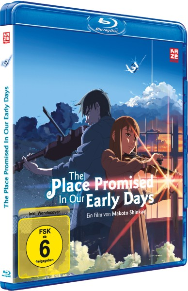 The Place Promised in Our Early Days (Neuauflage) [Blu-ray]