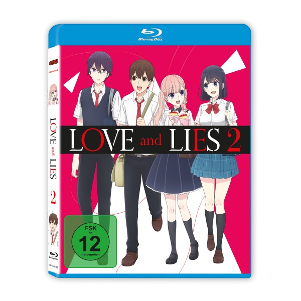 Love and Lies - Volume 02 [Blu-ray]