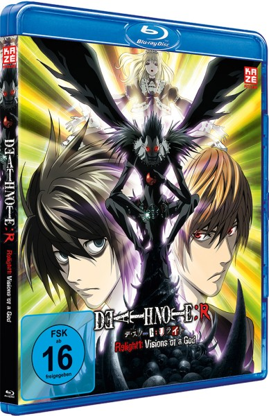 Death Note - Relight 1: Visions of a God [Blu-ray]