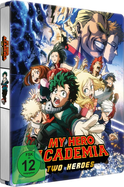 My Hero Academia - The Movie: Two Heroes (Steelbook Edition) [Blu-ray]