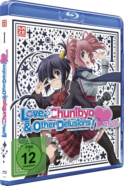 Love, Chunibyo & Other Delusions! Heart Throb - Volume 01 [Blu-ray]