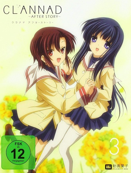 Clannad After Story: Staffel 2 - Volume 03 [DVD]