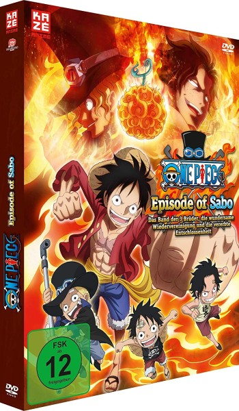 One Piece - TV Special 6: Episode of Sabo [DVD]