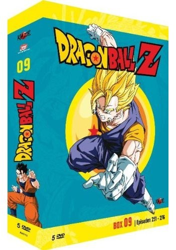 Dragonball Z - Volume 09 Box [5 DVDs]