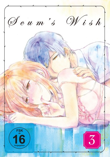Scum's Wish - Volume 03 [DVD]