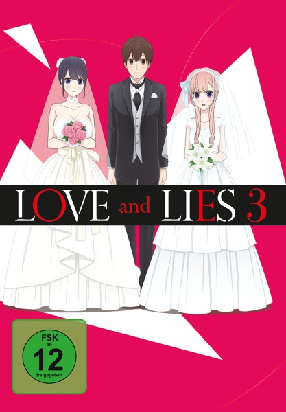 Love and Lies - Volume 03 [DVD]