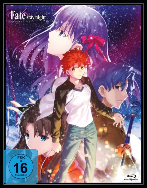 Fate/Stay Night: Heaven's Feel I. Presage Flower (Limited Edition) [Blu-ray]