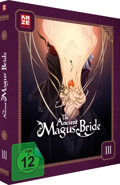 The Ancient Magus' Bride - Volume 03 Box [DVD]