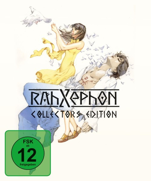 RahXephon - Gesamtausgabe Box (Collector's Edition) [4 Blu-rays]