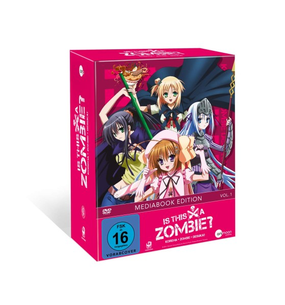Is This A Zombie? - Volume 01 (Limited Mediabook) [DVD]