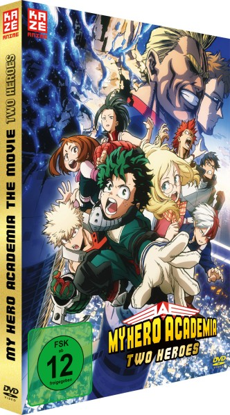 My Hero Academia - The Movie: Two Heroes [DVD]