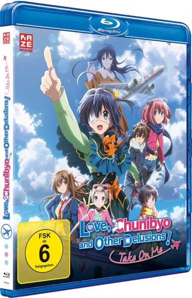 Love, Chunibyo & Other Delusion! - Take On Me [Blu-ray]
