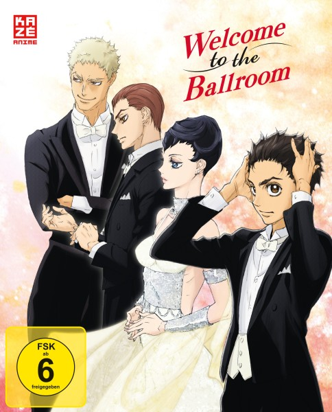 Welcome to the Ballroom - Volume 01 & Sammelschuber (Limited Edition) [Blu-ray]